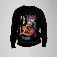 Aaliyah Tupac Sweatshirt