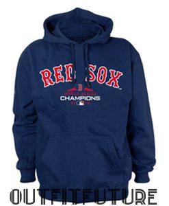Boson Red Sox World Series Hoodie