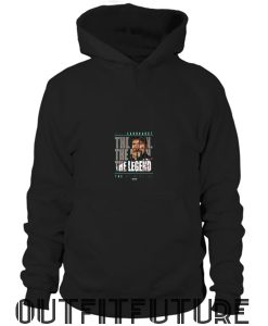 Dale Earnhardt The Man Myth The Legend Hoodie