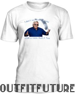 [NEW] Robert Kraft I don't T-shirt