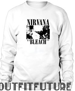 Nirvana Bleach Sweatshirt