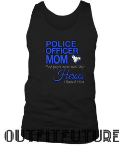 Police officer tanktop