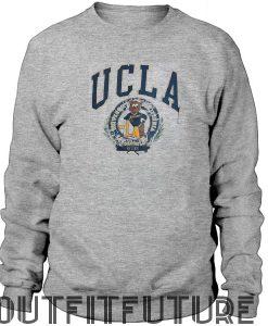UCLA Bruins logo sweatshirt
