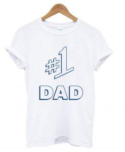 1 Dad T shirt BC19
