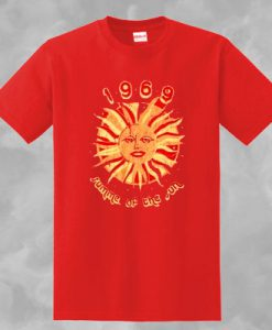 1969 SUMMER OF THE SUN T-SHIRT FOR MEN AND WOMEN BC19