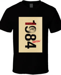 1984 Novel Cover T-shirt BC19
