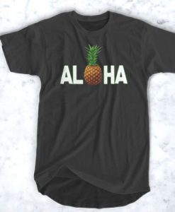 ALOHA TSHIRT FOR MEN AND WOMEN BC19