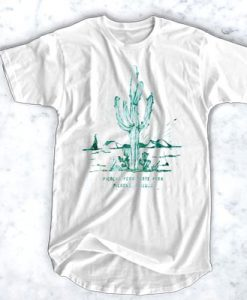 AMERICAN CACTUS T-SHIRT FOR MEN AND WOMEN BC19