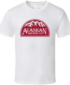 Alaskan Brewing Co Beer T-Shirt BC19