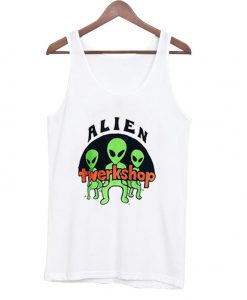 Alien Twerkshop Tank top BC19