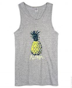 Aloha pineapple tanktop BC19