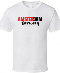 Amsterdam Brewery Beer T-Shirt BC19