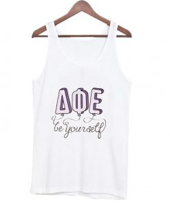 Be Your Self AQE Tank top BC19