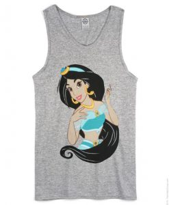 Princess Jasmine Tank Top BC19