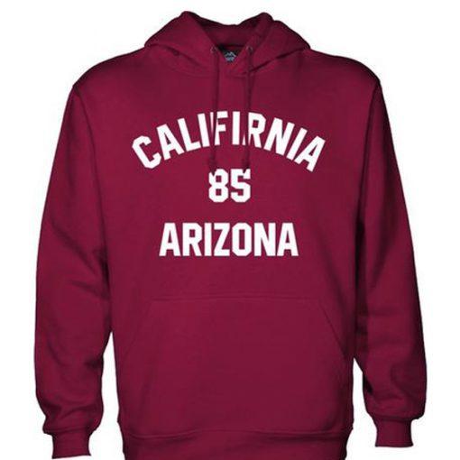 california 85 arizona hoodie BC19