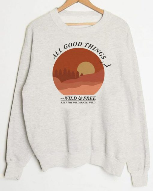 All Good Things Pullover