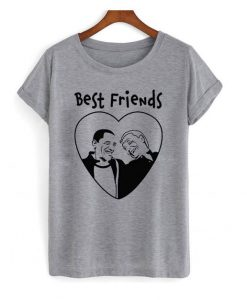 Best Friends – Barack Obama and Joe Biden T shirt