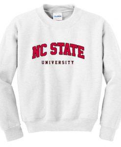NC state university sweatshirtNC state university sweatshirt