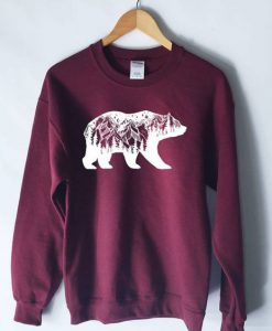 Bear Mountains Sweatshirt
