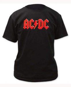 ACDC Band Logo T-Shirt BC19