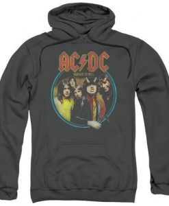 ACDC Highway To Hell Hoodie BC19