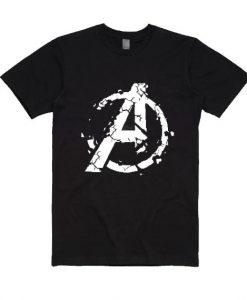 Avengers Endgame Logo T-shirt AC08