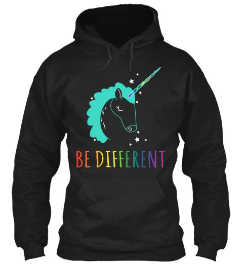 Be Different Hoodie BC19