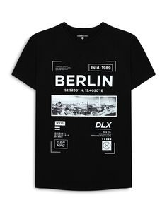 Berlin Black RY03