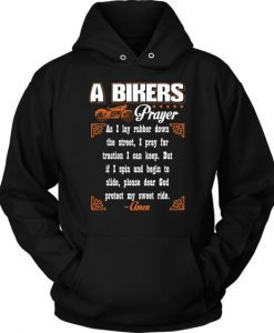Biker Hoodie BC19