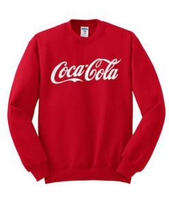 Coca Cola Red Sweatshirt BC19