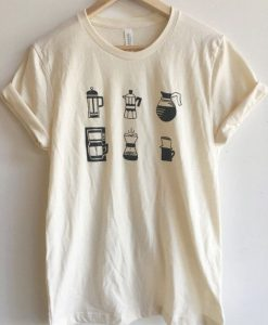 Coffee T-Shirt BC19
