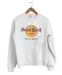 Hard rock cafe myrtle beach sweatshirt BC19