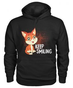 Keep smiling - CAt BC19