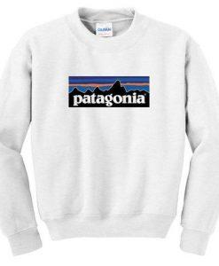 Patagonia Logo Sweatshirt BC19