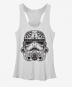 Star Wars Ornate Stormtrooper Tank Top BC19