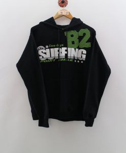 Surfing Pullover Hoodie BC19