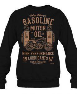 Vintage Motorcycle Sweatshirt BC19