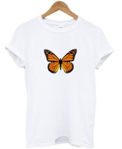 monarch butterfly t-shirt BC19