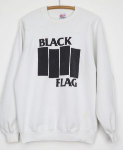 Black Flag Sweatshirt ZK01