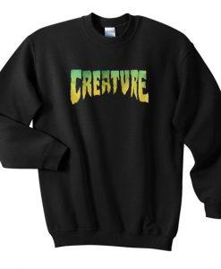 Creature Sweatshirt SN01