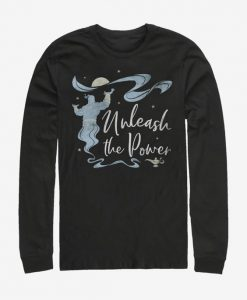 Disney Aladdin Unleash The Power Sweatshirt SN01