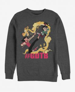 Disney Ralph Breaks Sweatshirt SN01