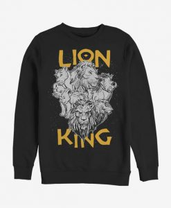 Disney The Lion King 2019 Sweatshirt SN01