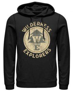 Wilderness Explorers Hoodie AD01