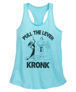 Yzma and Kronk Tank Top EC01