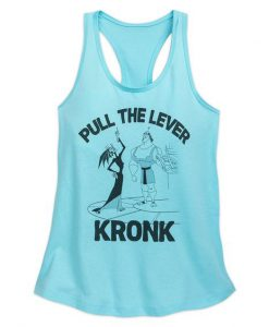 Yzma and Kronk Tank Top for Women EC01
