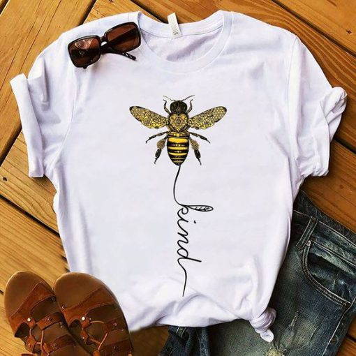Bee kind T-Shirt SN01