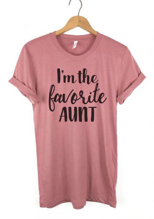 I'm The Favorit T-Shirt LP01