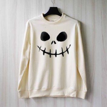 Jack O'Lantern Sweatshirt ZK01