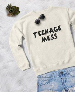 Teenage Mess Sweatshirt AD01